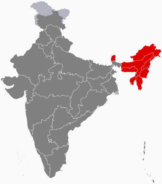 northeast_india-svg