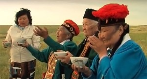 Kalmyk tea traditions