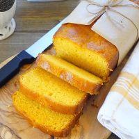 Eggless Mango Cake Recipe | Eggless Mango Loaf Cake