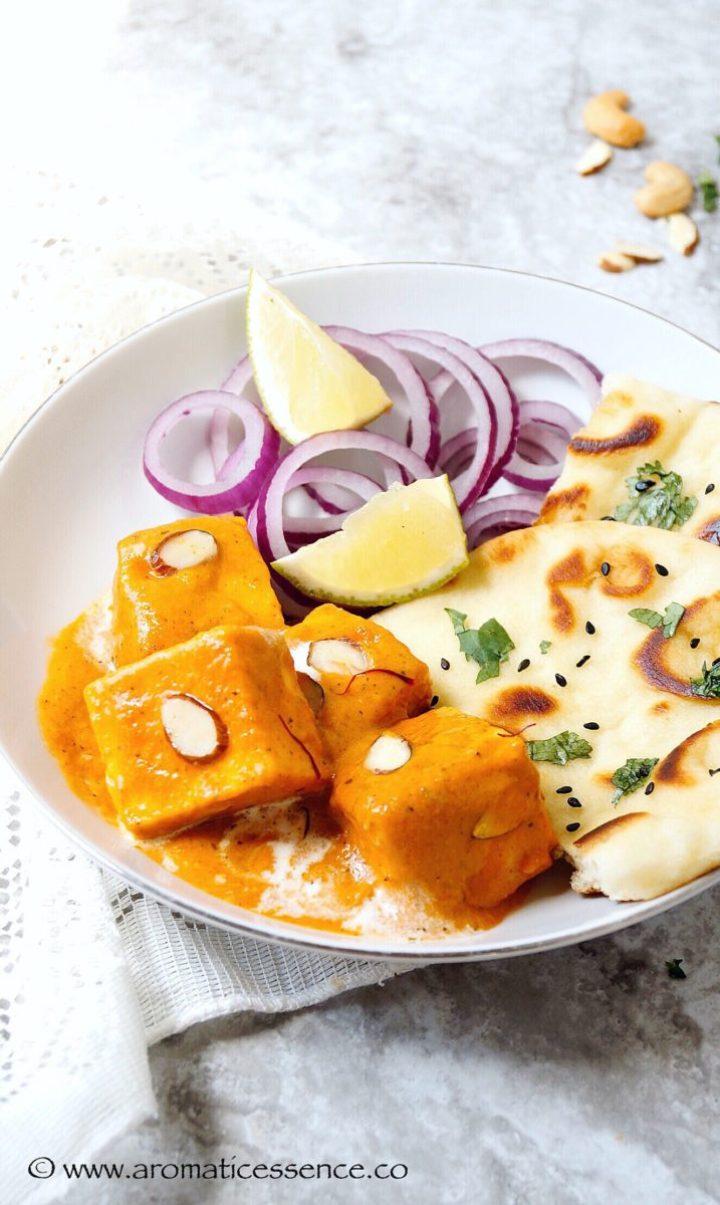 Shahi Paneer | How To Make Shahi Paneer