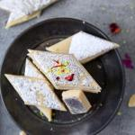 Kaju Katli Recipe | Kaju Barfi (Easy, No-Cook Recipe)