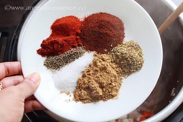 Chili mac seasoning mix