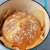Dutch Oven Bread {Proofing Dough In The Instant Pot}