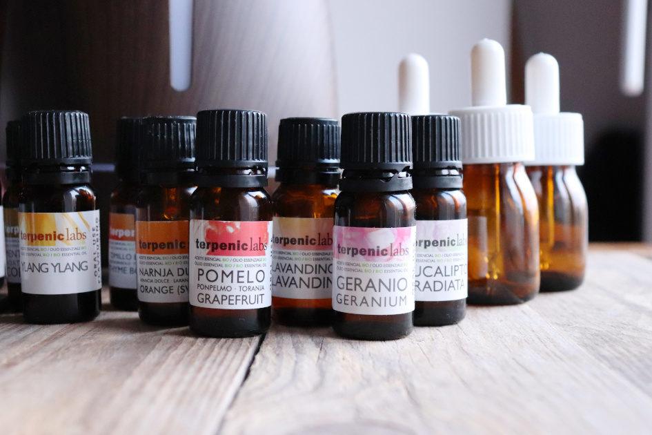 Voňavé synergie z esenciálních olejů nejen do difuzéru