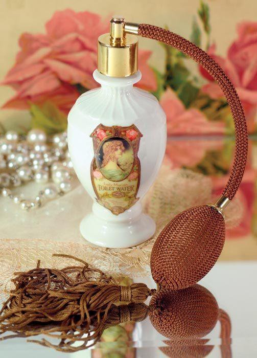 El arte de perfumarse