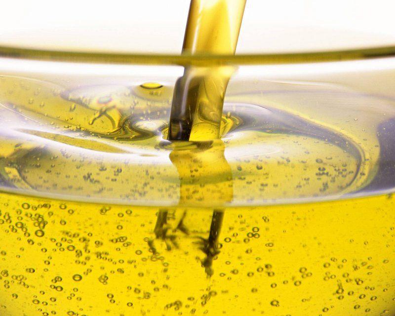 Los aceites vegetales o vehiculares