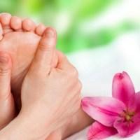 Aromaterapia y reflexología