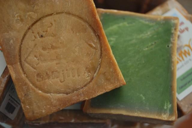 JABÓN DE ALEPO: Alepo quiere recuperar su aroma a jabón
