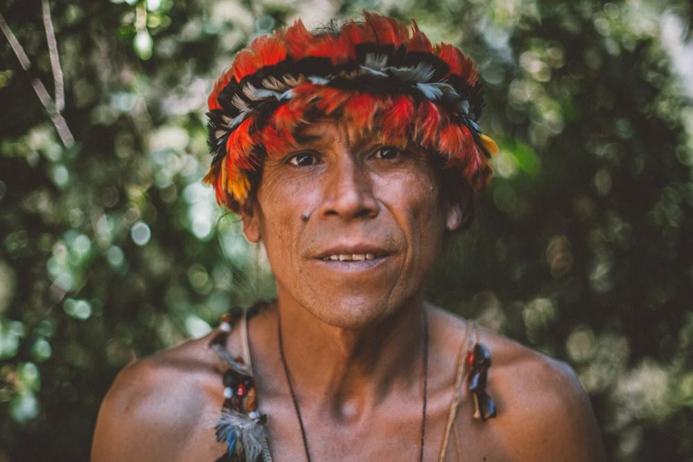 """LA TRIBU DE LOS TAITAS: """"La gente no tiene idea a qué viene a la Tierra"""""""