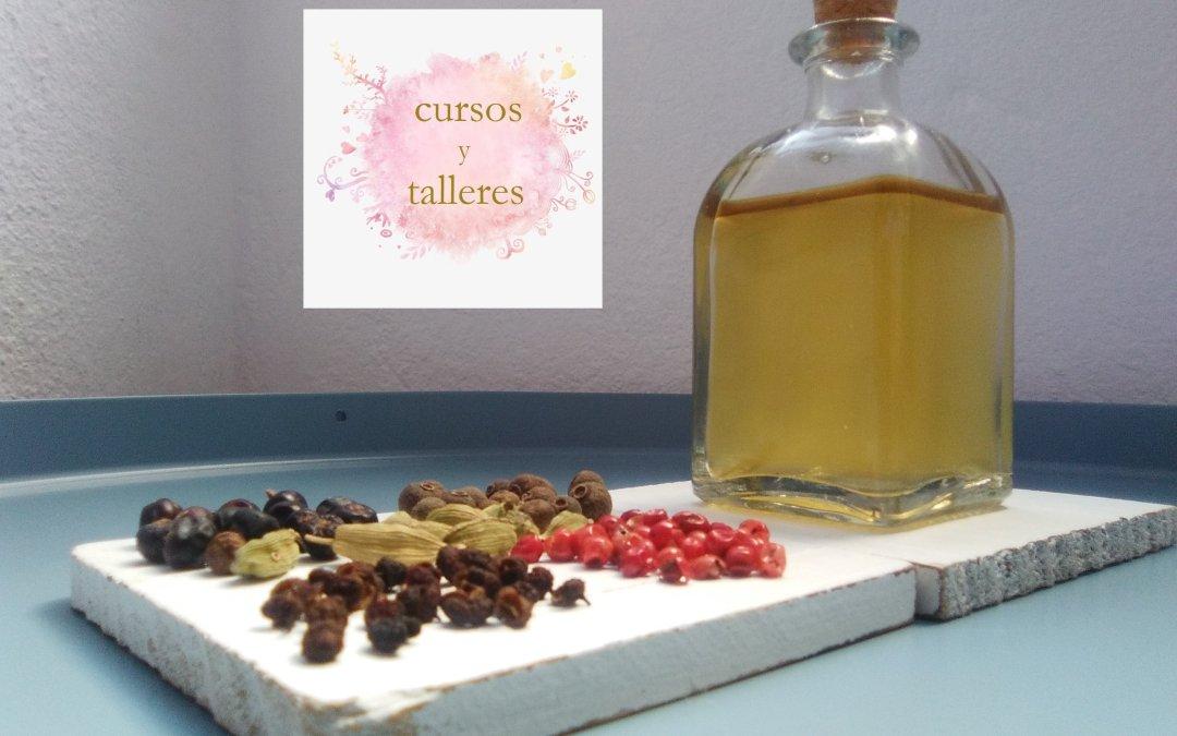 Aromas especiados para el TALLER DE PERFUMERÍA NATURAL «CREA TU PERFUME» del Sábado 15 de Junio en OREKAN NATURA de DURANGO (BIZKAIA)