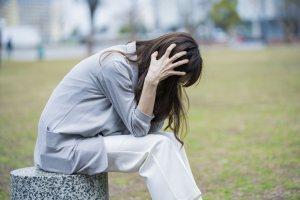 不安定な心,肩こり腰痛専門アロマヨガセラピー
