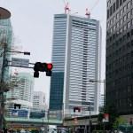浜松町の世界貿易センタービル前