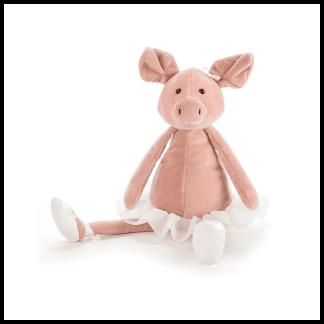 Dancing Darcy Piglet