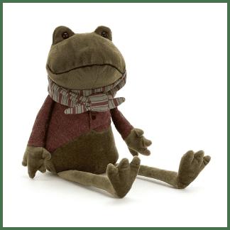 Riverside Rambler Frog