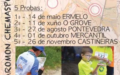 Boletín nº1 da 5ª proba da Liga AROMON ChemaSport (26 de novembro) na Lagoa de castiñeiras