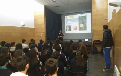 Visita Colegio María Inmaculada Carmelitas de Vigo