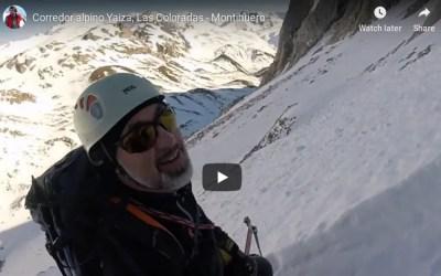 Corredor alpino Yaiza, Las Coloradas – Montihuero