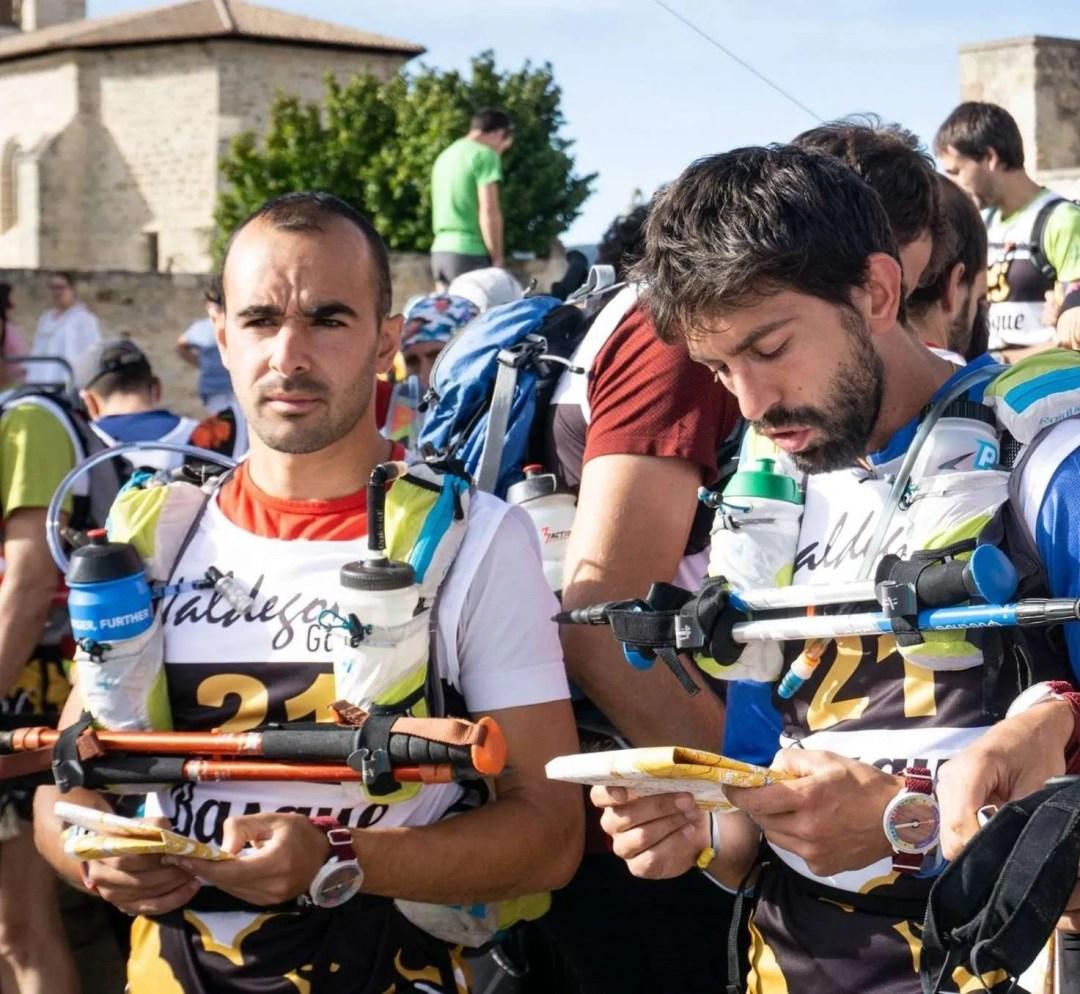 Adrián Moreira e Xoel Chamorro