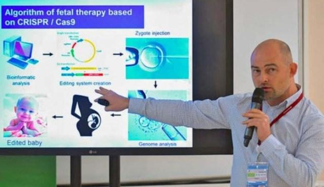 denis-rebrikov-scientifique russe qui veut créer des bébés génétiquement modifiés