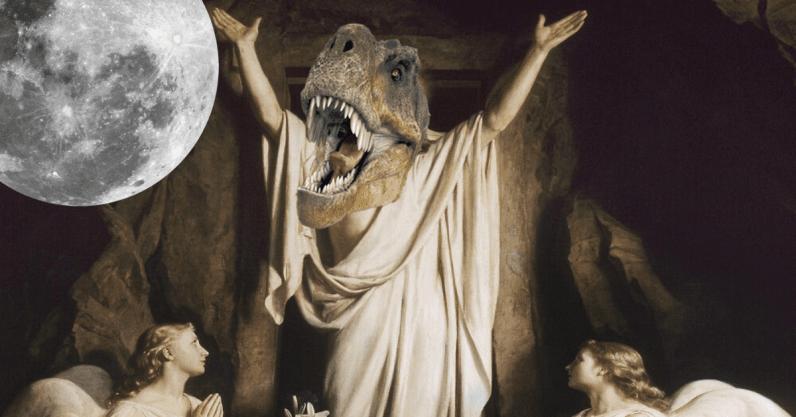 ressusciter dinosaure