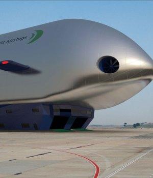 Le Zeppelin solaire