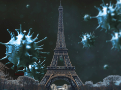 coronavirus france paris