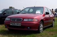 Rover 416 - Chris Mills