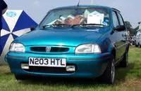 Rover 100SE - Helen Young