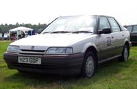 Rover 216GTi - Staples2Naples car