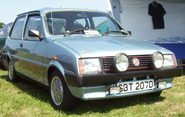 This Mark one MG Metro has been the subject of what appears to be a loving restoration. The car is owned by Steve Johnson from Hull, and as a result of all his hard work, the MG Metro picked up the show's concours award. Steve is a member of the MG 'M' Group.