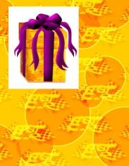 jets-christmas-yellow-present