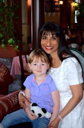 Anna at 4 years