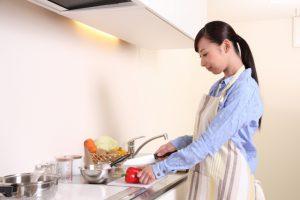 料理する手間をできるだけ簡単に!