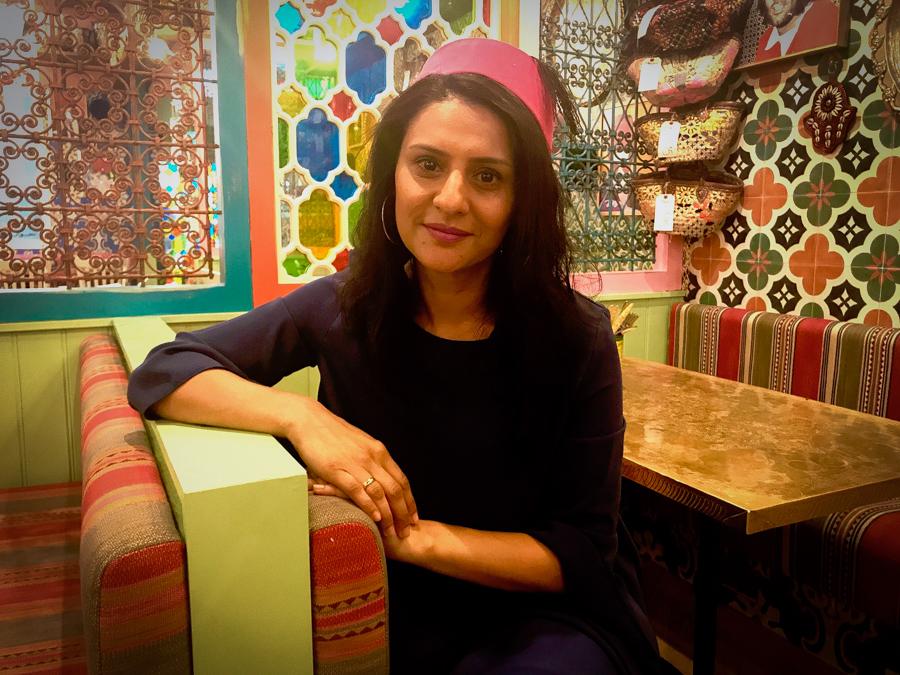 Comptoir Libanis - Posing In My Fez