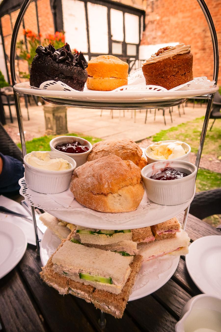Midsummer's Day Dream - Afternoon Tea at Hathaway Tea Rooms