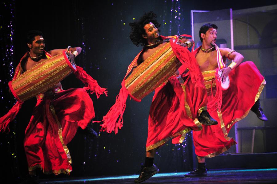 Taj Express - Dance Performance
