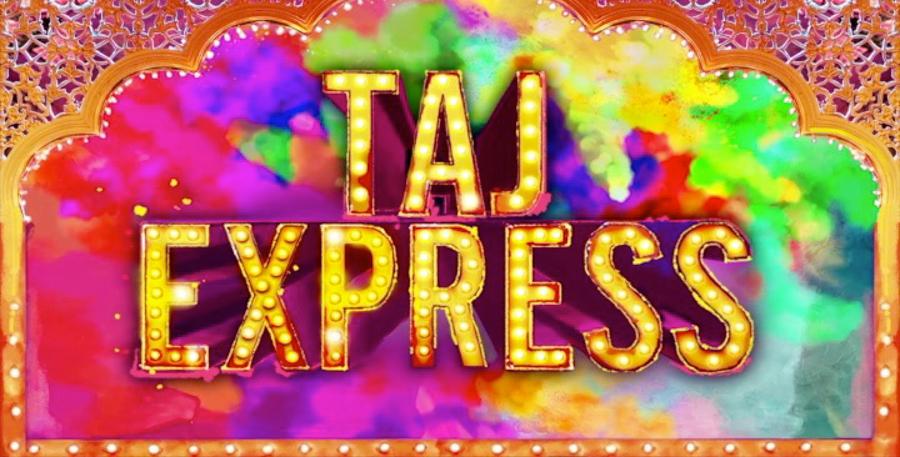 Taj Express - Poster