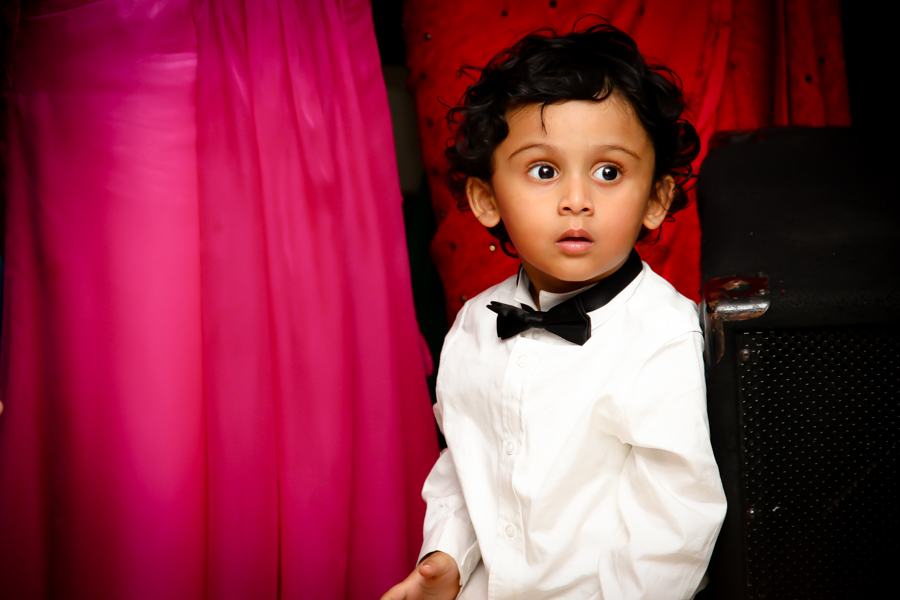 A Poem For Shivam - Shivam dressed up in a tux