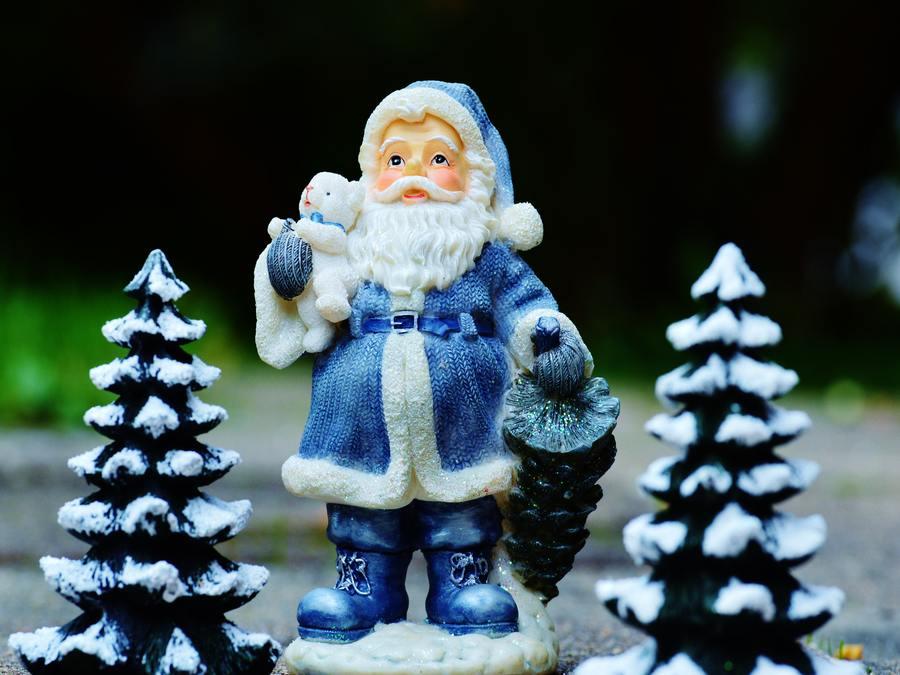 Dear Santa - Santa Decoration