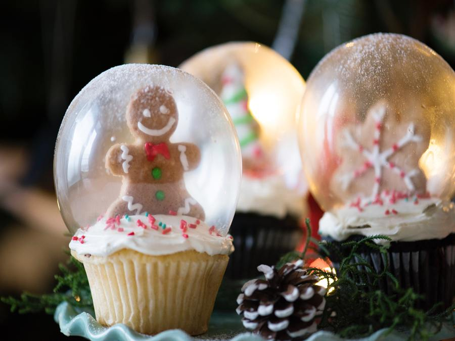 Christmas In My House - Snow Globes