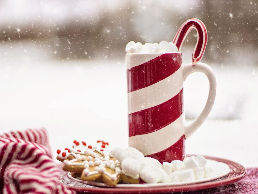 10 Things I Love About Christmas - Hot Drink