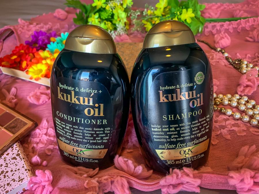 Kukui Oil Shampoo & Conditioner