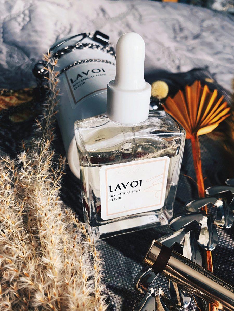 Lavoi Hair Growth Oil