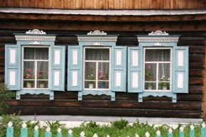 Sibirisches Haus