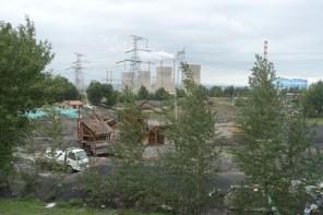 Kraftwerk an der Großen Mauer