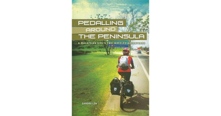 Pedalling Around the Peninsula by Sandra Loh