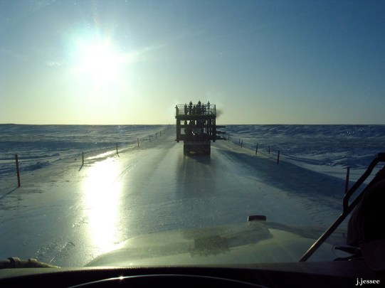 Roads of Prudhoe Bay
