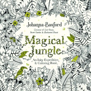 Magical Jungle- An Inky Expedition & Colouring