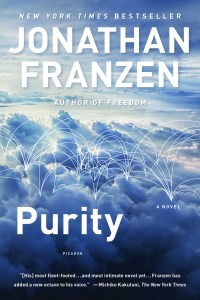 Purity Paperback – 2 Aug 2016 by Jonathan Franzen