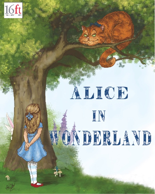 Alice In Wonderland At Brockwell Park Around Dulwich